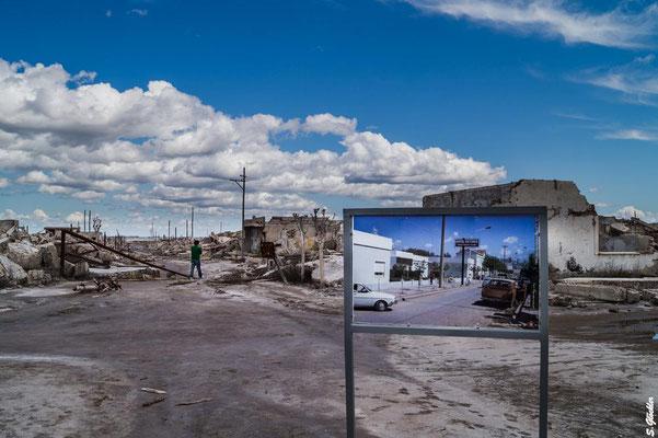 Heute zeugen nur noch vom einstigen Tourismusboom in Epecuén