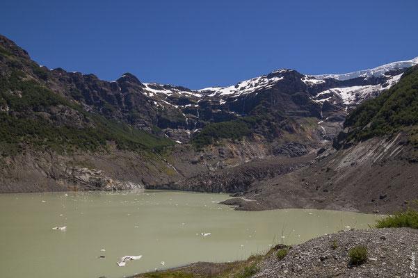 Gletscher Ventisquero Negro