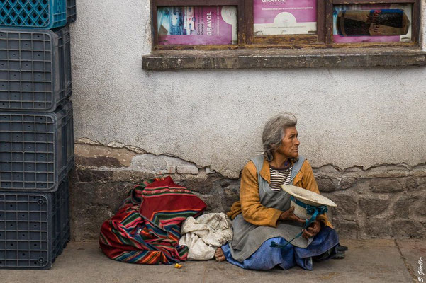 Uyuni, Bolivien
