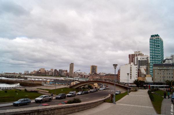 Mar del Plata, Zentrum