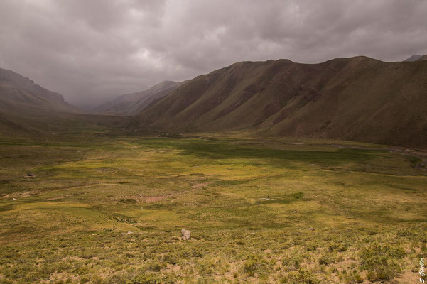 Das unberührte Tal des Cajón Grande