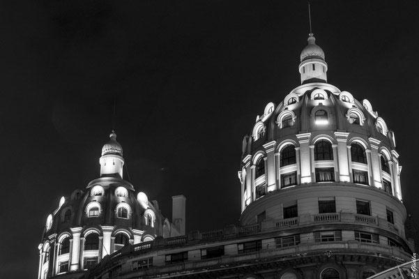 der Blick nach oben lohnt sich in Buenos Aires immer