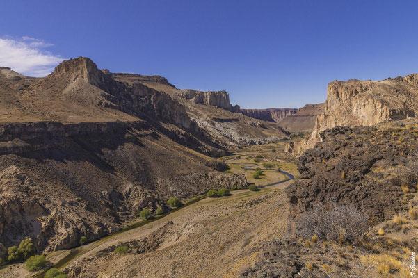 Wanderung durch die Schlucht des Río Pinturas zur Cueva de las Manos