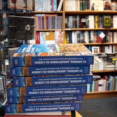 Mein Buch 111 Gründe, Argentinien zu lieben ist seit September im Buchhandel erhältlich