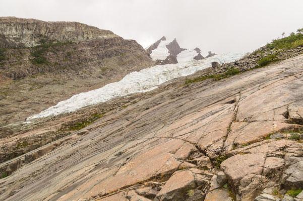 Huemul Gletscher