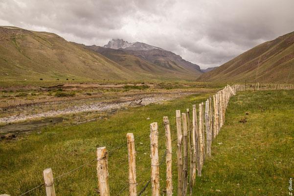 das einsame Tal lädt zu ausgiebigen Spaziergängen und Wanderungen ein