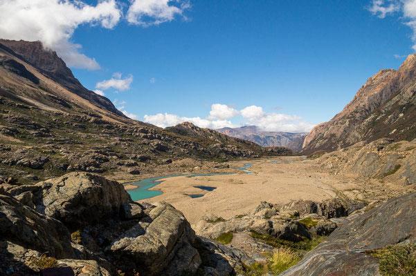 Malerische Einsamkeit: das Valle del Río Eléctrico