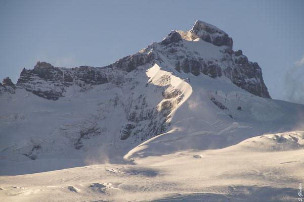 Der imposante Cerro Tronador