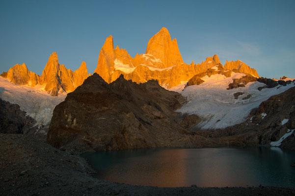 Cerro Fitz Roy & Laguna de los Tres, El Chaltén
