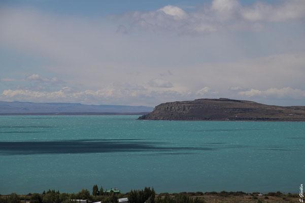 Lago Argentino bei El Calafate