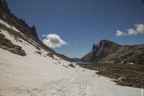 Vom Refugio Frey zur Laguna Schmoll