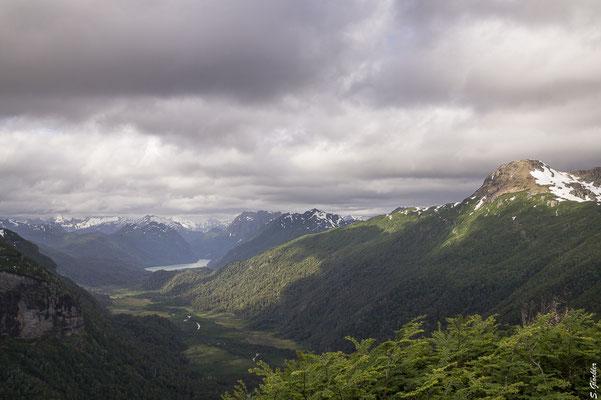 Blick über das Frías-Tal