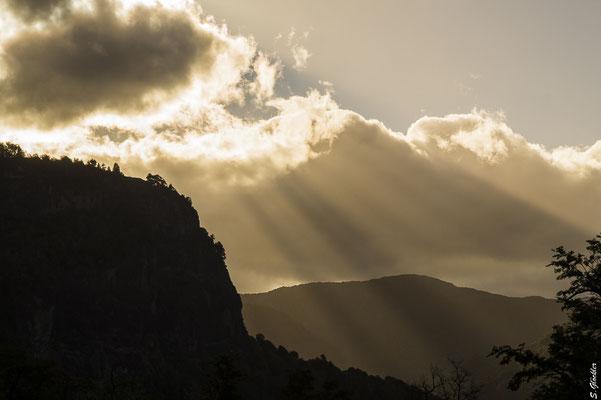 Nachmittagssonne in Pampa Linda