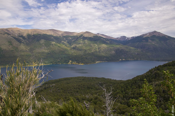 Aussichtsreiche Wanderung von Bariloche zum Refugio Frey
