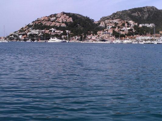 Über Capdellà nach Port d'Andratx