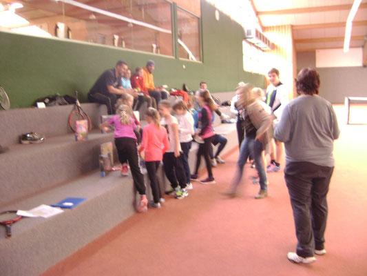 Eltern-Kind Turnier am 18. Dezember in Baindt.