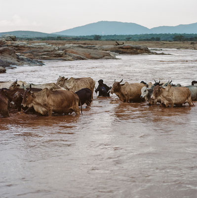 Ewaso Ngiro River at Archer's Post
