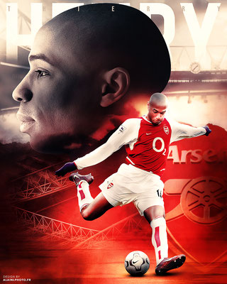 Thierry Henry - Arsenal