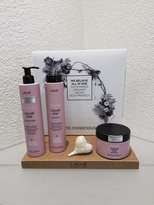 Color Stay, für coloriertes Haar Duft: Salbei Öl, Vanille und leichter Blumenduft