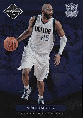 2011-12 Limited #16 Vince Carter