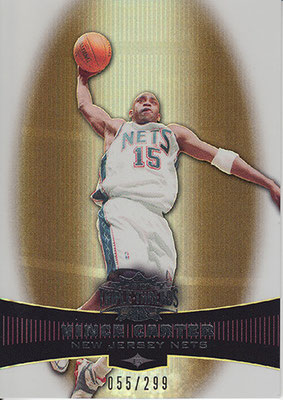 2006-07 Topps Triple Threads Sepia #9 Vince Carter