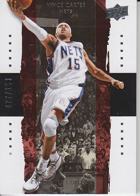 2009-10 Exquisite Collection #14 Vince Carter