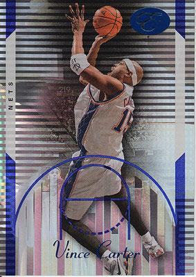 2006-07 Bowman Elevation Blue #19 Vince Carter