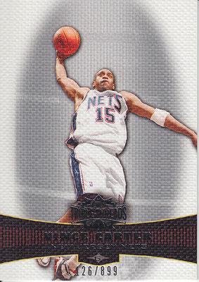 2006-07 Topps Triple Threads #9 Vince Carter