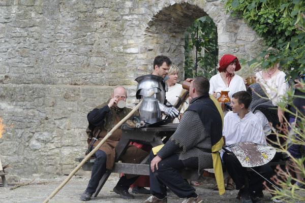 Schauspiel 1075 Jahre Egeln