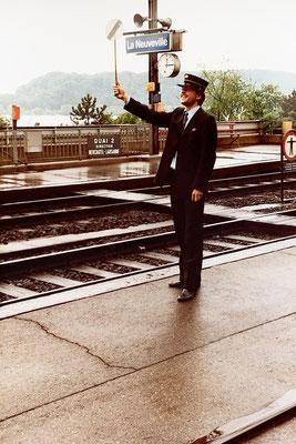 1982: Ein Jahr in der französischen Schweiz. Das hat mir so gut gefallen, dass ich ...