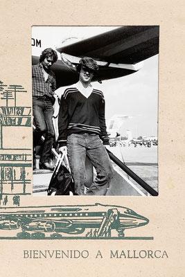 1978: Das erste Mal auf Mallorca - da war ich anschliessend sicher 40 mal...