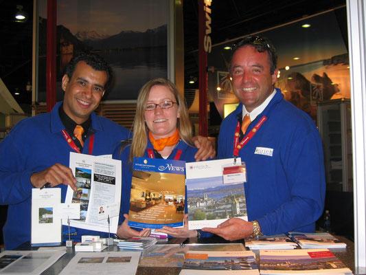 Alle Jahre wieder am Arabian Travel Mart in Dubai