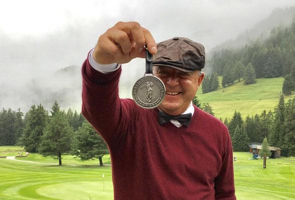 ... oder seit 2016 dreimal Schweizermeister (netto)