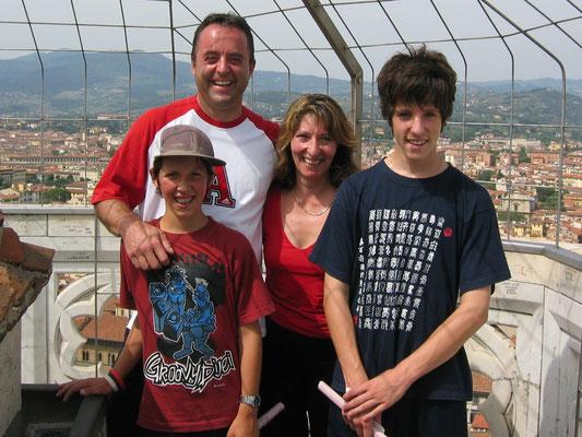 2005: Rundreise durch Norditalien