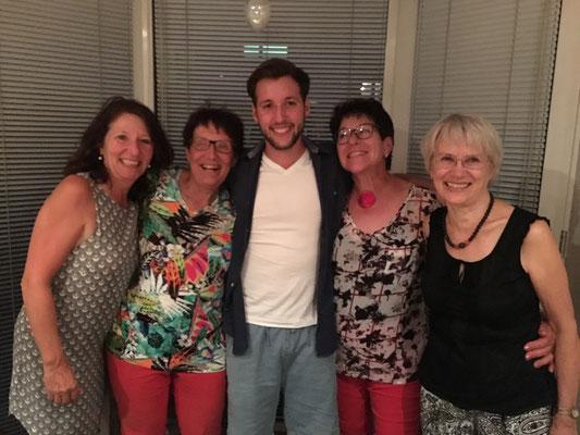 2017: Marino's Abschied von den Nachbarinnen