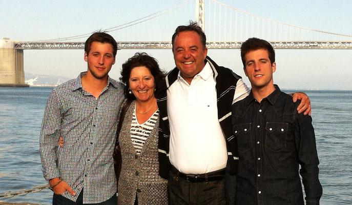 2012: Schon wieder USA Ferien - diesmal in Kalifornien
