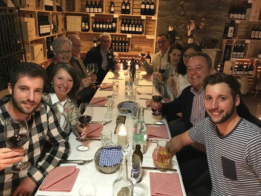 03/2018: Am Geburtstag von Mami im Ghöch