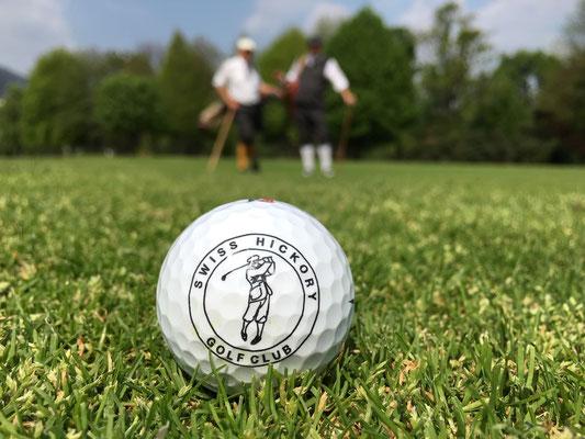 Aber dann habe ich 2012 das Hickory Golf entdeckt