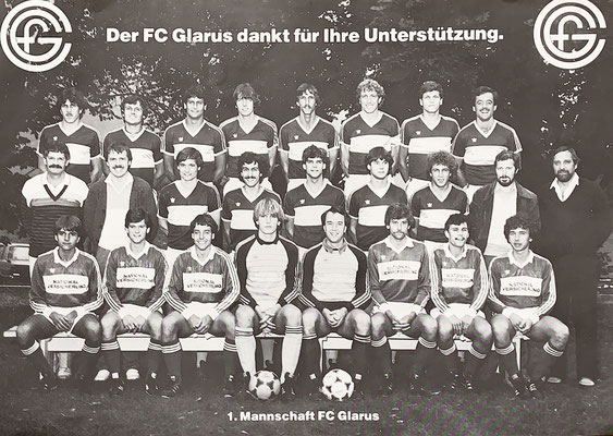 Meine erfolgreichste Zeit genoss ich beim FC Glarus