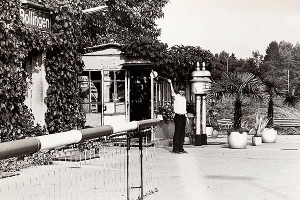 1984: Diese Exotik in Bollingen war weit herum bekannt