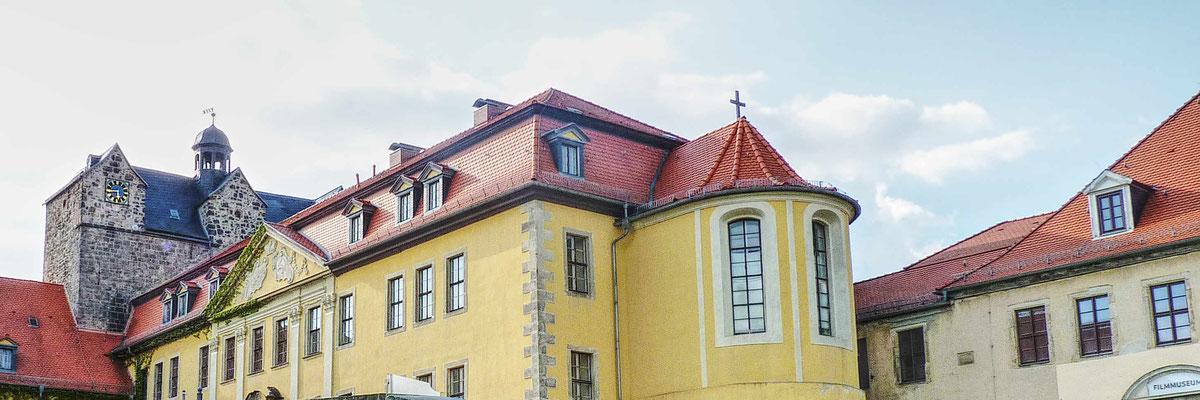 Schloss Ballenstedt