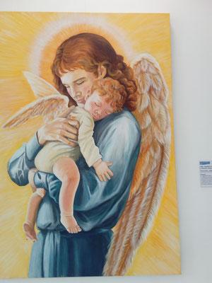 Paternité d'anges roux