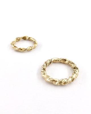 Astrid Siber - gedrehte Ringe