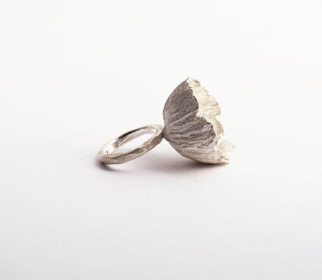 Marta Edöcs - Floral Ring - Silber