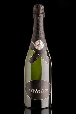 Fotografia da studio still life - fotografare bottiglie di vino - franciacorta