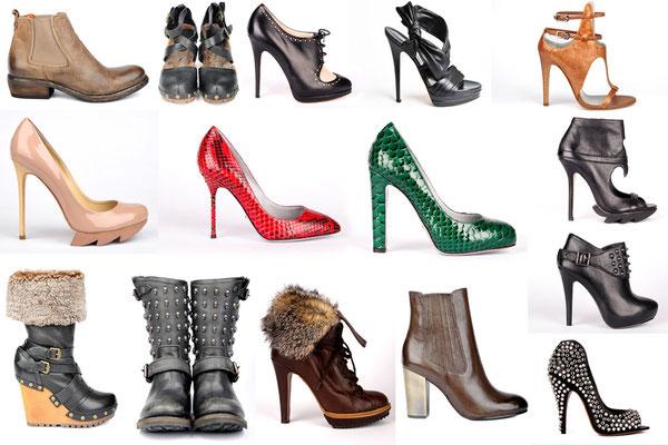 fotografie still-life per calzature,scarpe,cataloghi a brescia,bergamo,verona,cremona,
