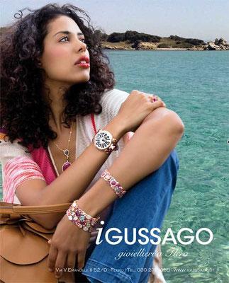 fotografia per pubblicità gioielleria igussago