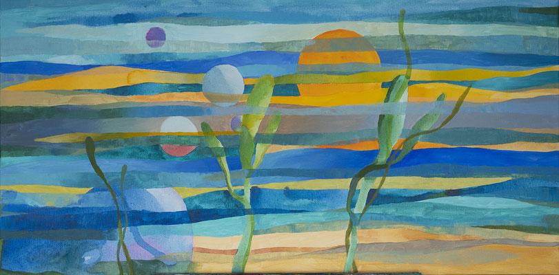 Friderike Bielfeld - Sonne und Meer