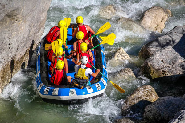 Rafting Canyon Verdon