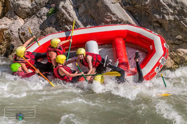 Rafting France Verdon